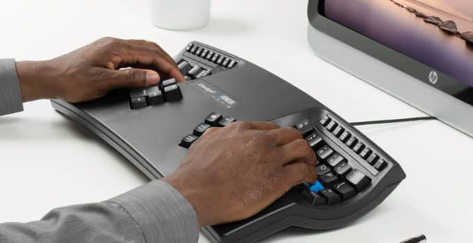 The Best Keyboard for Big Hands 2020