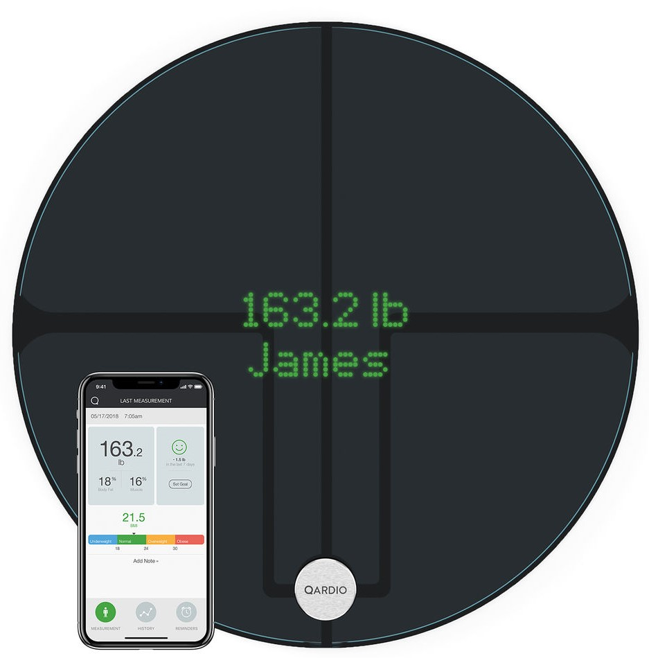Top 5 Best Smart Scale for Samsung Health