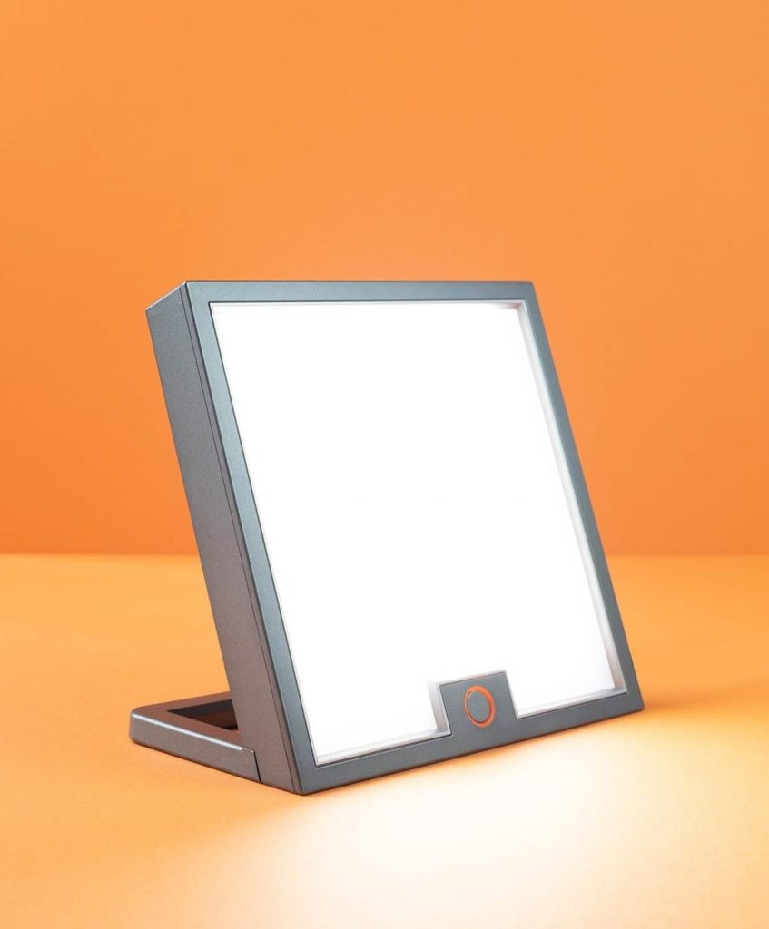 best light therapy lamp for depression