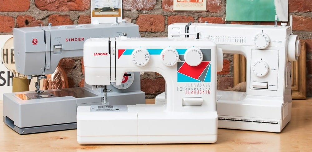 best sewing machine for bag making