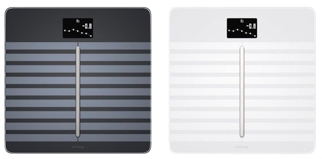 Top 5 Best Smart Scale for Apple Health (2020 Update)